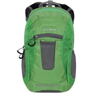 Husky JEMI 10 zelená NS - Dětský batoh