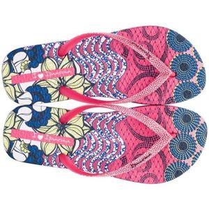 Ipanema I LOVE CULTURAS FEM růžová 39 - Dámské žabky