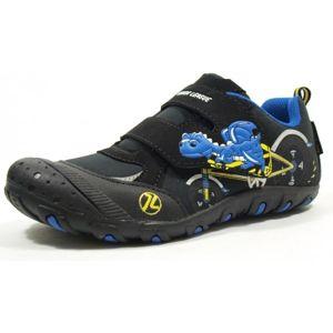 Junior League ABDON černá 35 - Dětská volnočasová obuv