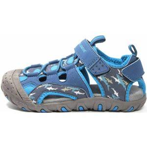 Junior League CORY modrá 24 - Dětské sandály