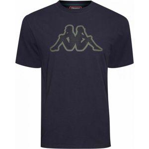 Kappa LOGO AGRIM černá M - Pánské triko