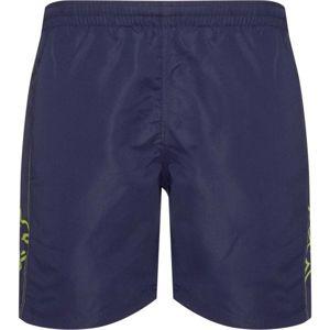 Kappa LOGO WOGOZ tmavě modrá S - Pánské koupací šortky
