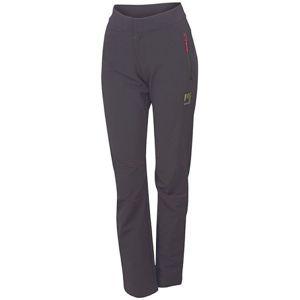 Karpos JELO W PANT tmavě šedá 44 - Dámské kalhoty