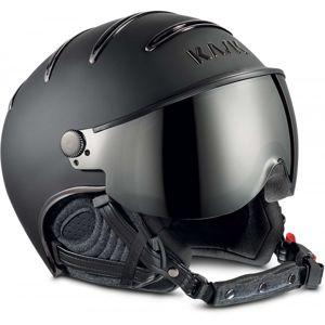 Kask CHROME černá 55 - Lyžařská helma