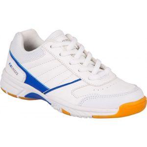 Kensis WAYLAN modrá 39 - Dětská sálová obuv