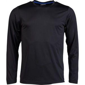 Kensis GUNAR černá S - Pánské technické triko