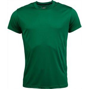 Kensis REDUS zelená L - Pánské sportovní triko
