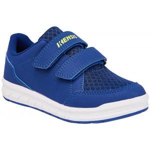 Kensis BERG modrá 35 - Dětská sálová obuv