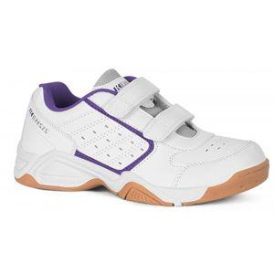 Kensis WERNER fialová 28 - Dětská sálová obuv