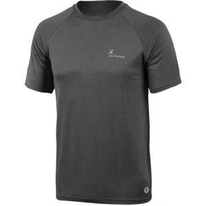 Klimatex GUDO tmavě šedá M - Pánské sportovní triko