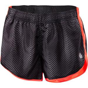 Klimatex KATO černá S - Dámské běžecké šortky