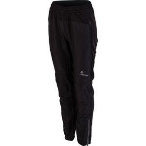 Klimatex YTA černá XL - Dámské běžecké kalhoty
