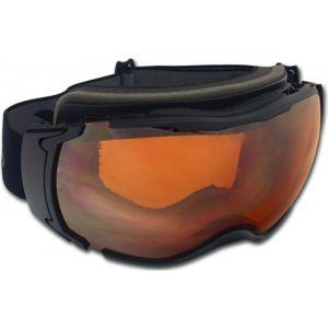 Laceto SHAPE ORANGE oranžová NS - Lyžařské brýle