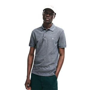 Lacoste S S/S POLO šedá M - Pánské polo tričko