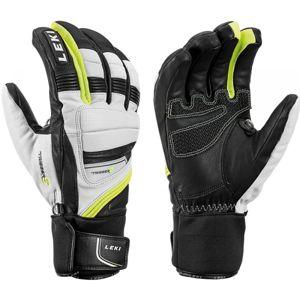 Leki GRIFFIN PRIME S černá 10 - Sjezdové rukavice