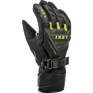 Leki RACE COACH C-TECH S JR černá 5 - Dětské sjezdové rukavice