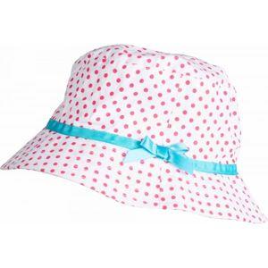 Lewro JANKA bílá 4-7 - Dívčí klobouček