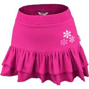 Lewro KAREN 140 - 170 fialová 164-170 - Dívčí sukně