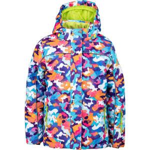 Lewro SACHET  116-122 - Dívčí zimní bunda