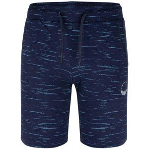 Loap BAIDOS tmavě modrá 134-140 - Dětské šortky