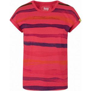 Loap AJSI růžová 112-116 - Dívčí triko