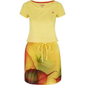 Loap ALYSA  XL - Dámské šaty