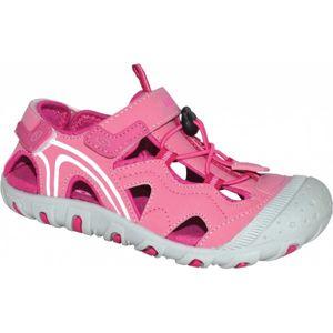 Loap CAPRISE růžová 40 - Juniorské sandály