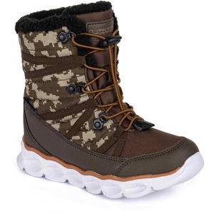 Loap TAHORI růžová 32 - Dětská zimní obuv