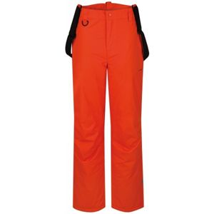 Loap ZULA oranžová 164 - Dětské zimní kalhoty