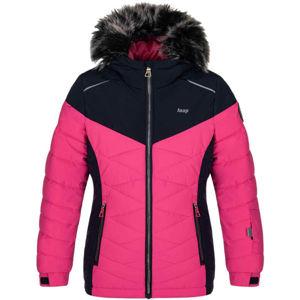 Loap OKIE  134 - Dětská lyžařská bunda