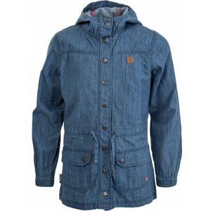 Loap PRINCE modrá 140 - Dětský kabát