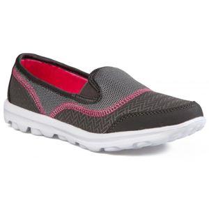 Loap SANDRIKA tmavě šedá 37 - Dámské slip-on boty