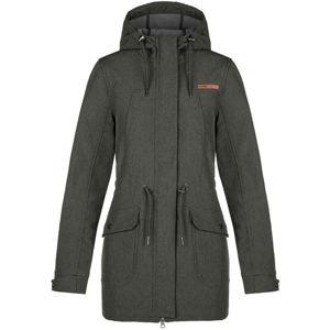Loap LYNETTE  XS - Dámský krátký softshellový kabát