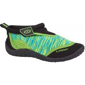 Loap SMART zelená 31 - Dětské boty do vody