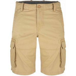 Loap VEPES béžová XL - Pánské šortky