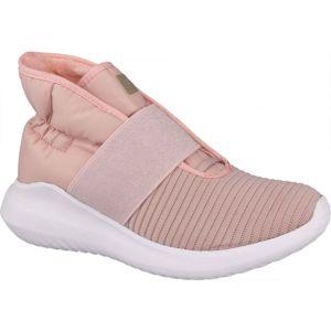 Lotto APP W1 STRIPES světle růžová 9 - Dámská volnočasová obuv