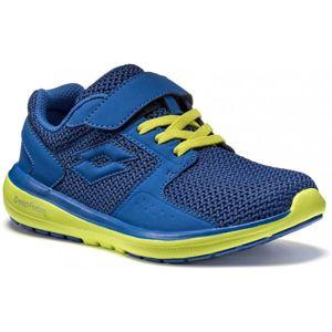 Lotto CITYRIDE DATE AMF CL SL modrá 28 - Dětská volnočasová obuv