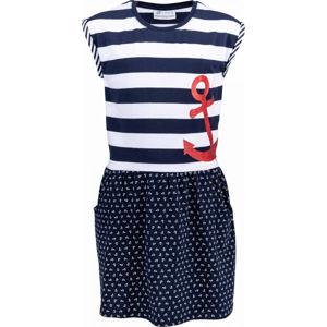 Lotto MOORIAN modrá 164-170 - Dívčí šaty