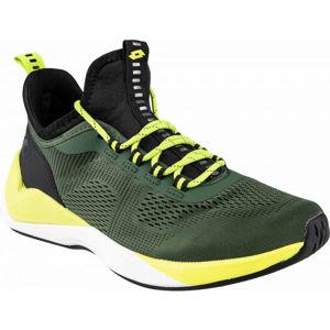 Lotto ESCAPE AMF II zelená 12 - Pánské volnočasová obuv