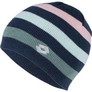 Lotto LEILA tmavě modrá UNI - Dívčí pletená čepice