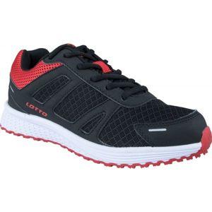 Lotto NIALL černá 45 - Pánská volnočasová obuv