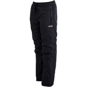 Lotto PANTS JR L černá M - Dětské zateplené kalhoty