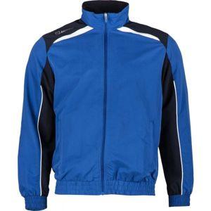 Lotto ASSIST MI JKT JR modrá L - Chlapecká sportovní bunda