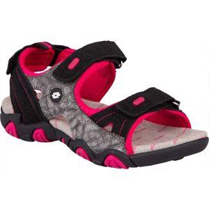 Lotto MATEO růžová 35 - Dětské sandály