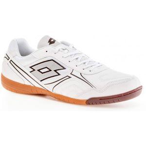 Lotto TORCIDA XV ID bílá 6 - Pánská sálová obuv