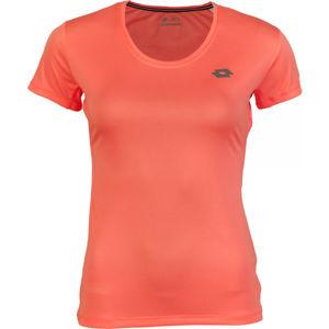 Lotto SMART W TEE PL růžová XL - Dámské tričko