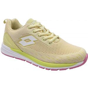 Lotto ATHENA žlutá 39 - Dámská volnočasová obuv