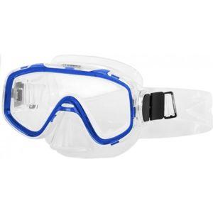 Miton NEPTUN JUNIOR modrá NS - Juniorská potápěčská maska - Miton