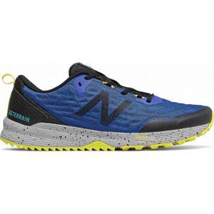 New Balance MTNTRLC3 modrá 10 - Pánská běžecká obuv