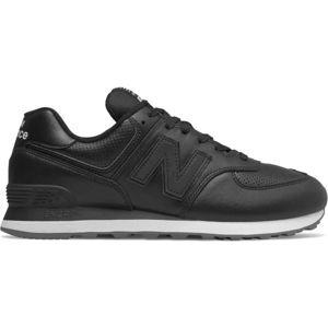 New Balance ML574SNR černá 10 - Pánská volnočasová obuv